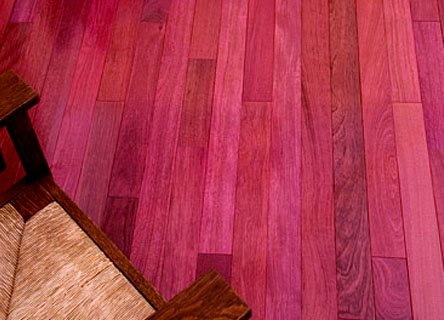 Woodwork purpleheart wood pdf plans for Purple heart flooring